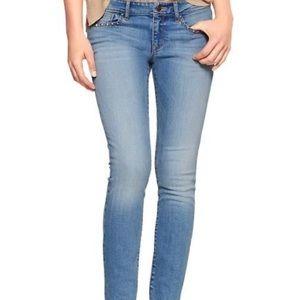 Studded Always Skinny Light Wash Jeans